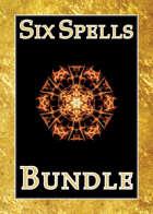 Six Spells x 8 [BUNDLE]