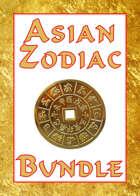 Asian Zodiac [BUNDLE]