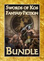 'Swords of Kos' Fantasy Fiction [BUNDLE]