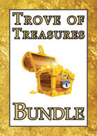 Trove of Treasures [BUNDLE] , from $$17.62 to $$8.95