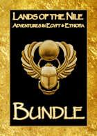 Lands of the Nile [BUNDLE]