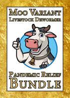 Moo Variant Livestock Dewormer Pandemic Relief [BUNDLE]
