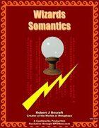 Wizards Somantics