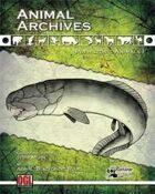 Animal Archives: Prehistoric Animals I