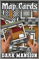 The Dark Mansion Map Cards