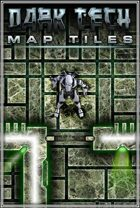 Dark Tech Map Tiles