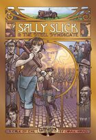 Sally Slick and the Steel Syndicate: A Young Centurions Novel