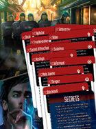 Uprising: Deck of Secrets