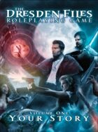 Dresden Files RPG: Your Story