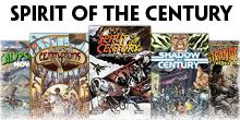 Spirit of the Century Features