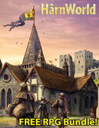 HârnWorld Free RPG Bundle [BUNDLE]