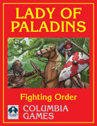 Larani: Order of the Lady of Paladins