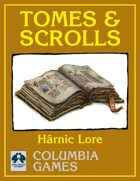 Tomes and Scrolls