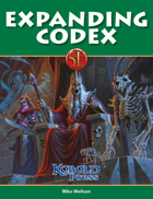 Expanding Codex for 5th Edition