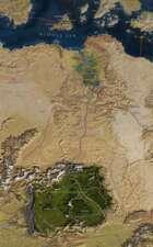 Southlands Regional Map