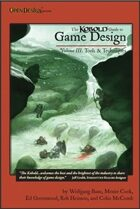 KOBOLD Guide to Game Design, Vol. 3: Tools & Techniques