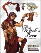 Advanced Feats: The Witch's Brew (Pathfinder RPG)