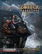 Zobeck Gazetteer (Pathfinder RPG)