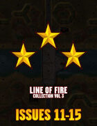 Line of Fire - The General Collection III Issues #11 - #15