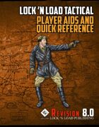 Lock 'n Load Tactical Player Aids and Reference Tables