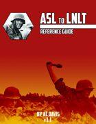 ASL to LnLT Reference Guide v1.1