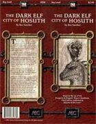 The Dark Elf City of Hosuth