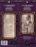 The Daisho and the Ninja