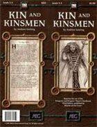 Kin and Kinsmen