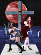 (PFV) Vampire Hunter (Poster Size JPG)