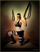 CosPlay: A Tomb Raider