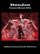 DunJon Poster JPG#17 (Throne Of Blood)