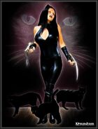 DunJon Poster JPG #32 (Rise Of The Cat Woman)