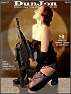DunJon eZine (Issue #27)