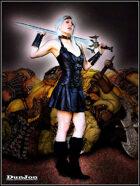 DunJon Poster JPG #117 (ORC SLAYER)