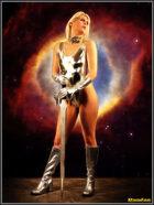 DunJon Poster JPG #142 (Galaxzina And Sword)