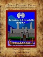 12 Fortresses & Strongholds Map Set