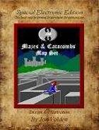 18 Mazes & Catacombs Map Set