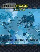 Interface Zero: 2090 World Map