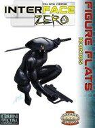 Interface Zero 2.0 Iconic figure flats