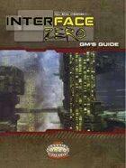 Interface Zero 2.0: Game Master's guide