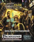 Interface Zero 2.0 Pathfinder Beta Test document