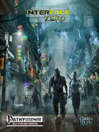 Interface Zero (Pathfinder Edition)