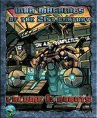 War Machines of the 21st Century: Volume 1: Robots