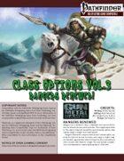 Class Options Vol. 3: Rangers Renewed