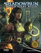 Shadowrun: Quick-Start Rules (Free RPG Day 2012)
