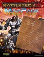 BattleTech: MapPack: Desert Hills