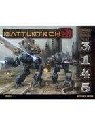 BattleTech: Technical Readout: 3145 Mercenaries