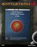 BattleTech: Field Report 2765: AFFS