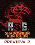 Shadowrun: Run & Gun, Preview #2