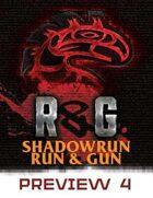 Shadowrun: Run & Gun, Preview #4